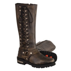 f5862e3781bb WOMEN BOOTS -Milwaukee-Leather